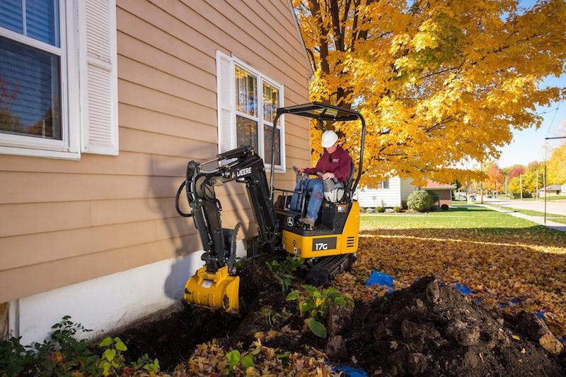 excavating-foundation